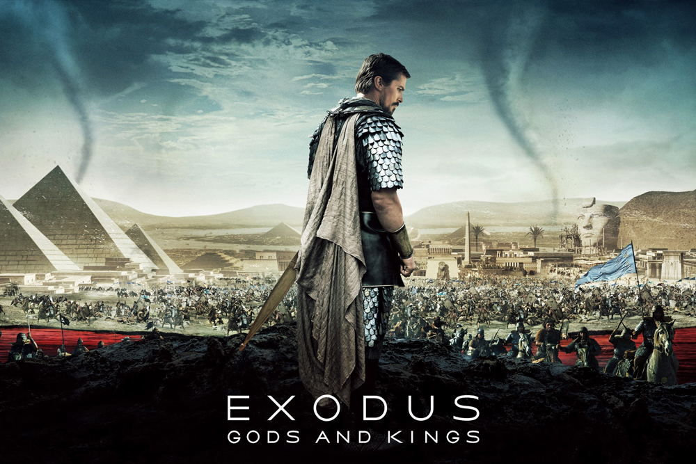 Exodus: Gods and Kings (2015)