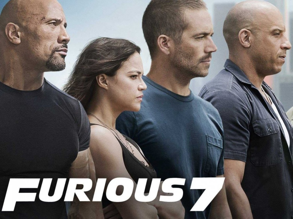 Michelle louise love: film review: fast and furious 7.