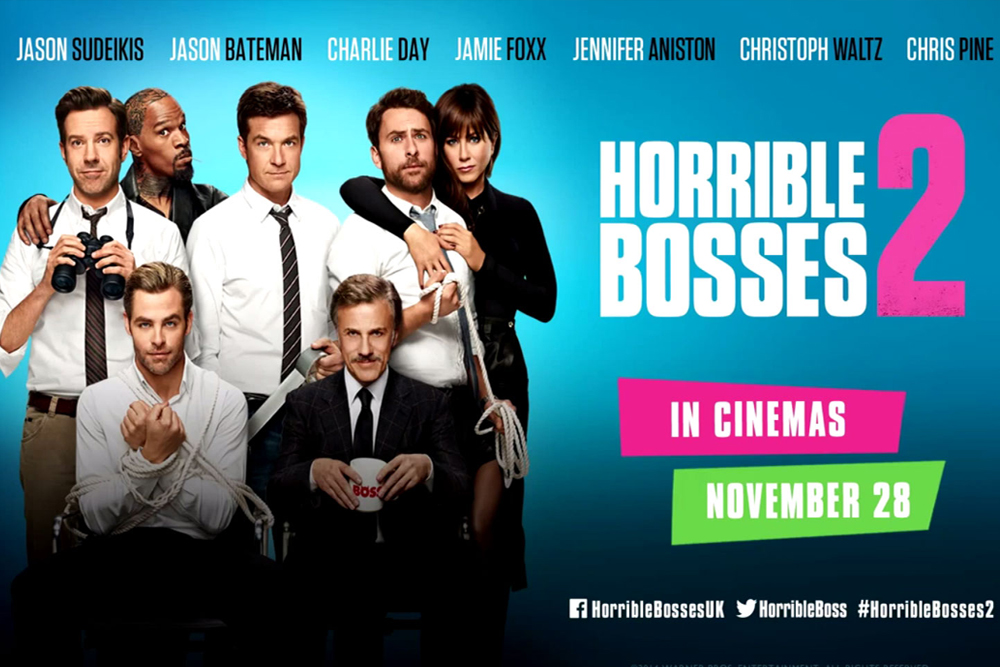 Horrible Bosses 2 (2015)