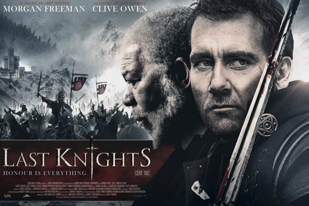 Last knight (2015)