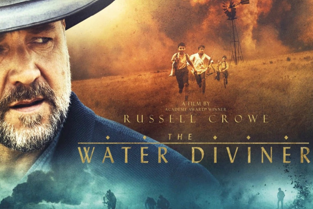 The Water Diviner (2015) iPad Movie